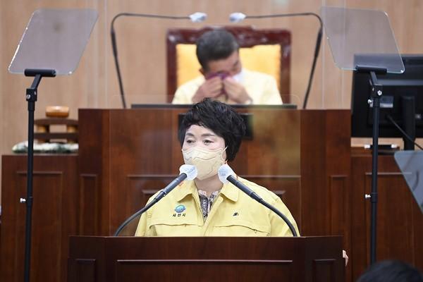 김경숙 시의원.