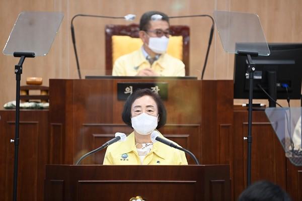 김행원 시의원
