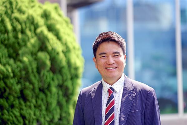 고종환 교사 모습