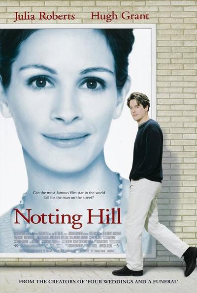 <노팅 힐>은 국내에서도 서울에서만 34만 관객을 동원하며 많은 사랑을 받았다.