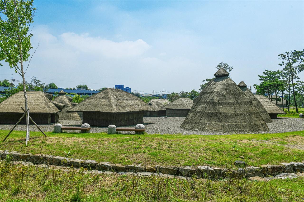 신석기 시대의 삶, 오이도 선사유적공원에 가면 색다른 시간을 만날 수 있다.
