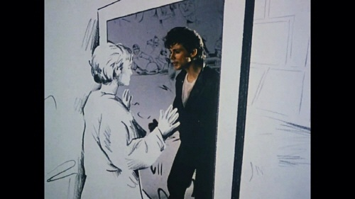 <아-하: 테이크 온 미> 영화의 한 장면