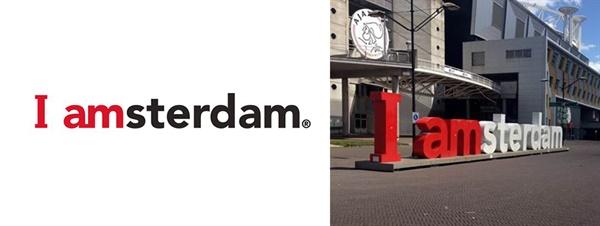 네덜란드의 수도 암스테르담이 2004년 소개한 'I amsterdam'은 도시마케팅의 시작을 알렸던 뉴욕의 'I♥NewYork' 이후 가장 성공적인 도시브랜드 가운데 하나다.