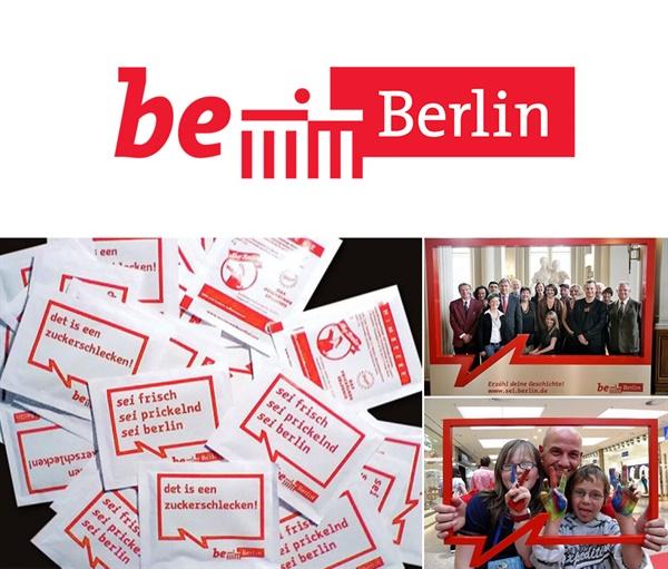 독일 베를린은 2008년 'be Berlin'이라는 캠페인을 진행했다.