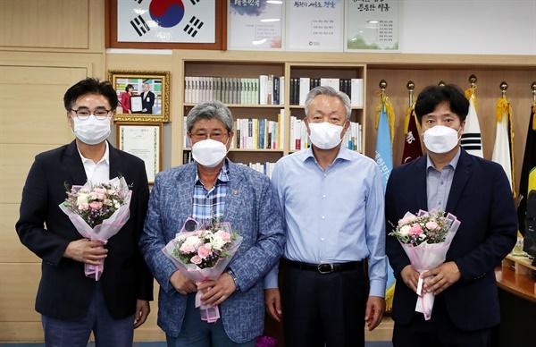 '세계농업기술상' 수상자 장학기금 쾌척