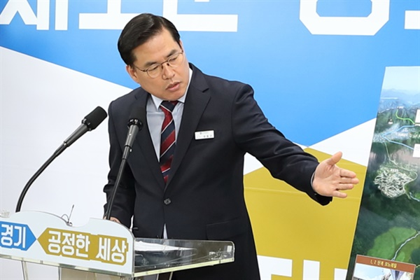 유동규 전 성남도시개발공사 기획본부장(자료사진).