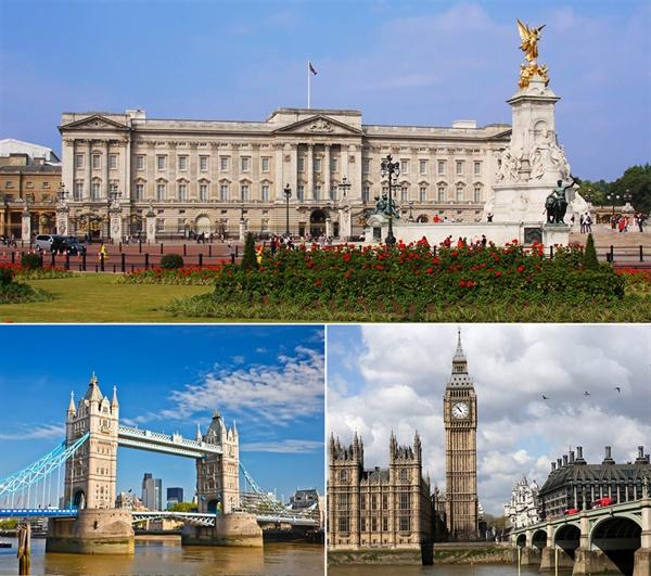 도시의 페르소나는 어떻게 만들어지는가. 사진은 영국 런던의 모습.