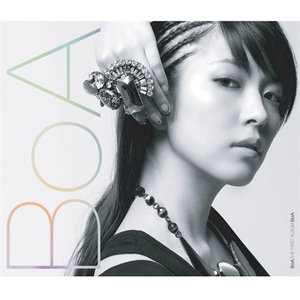 2009년 발매되었던 보아의 미국 데뷔 앨범 < BoA >