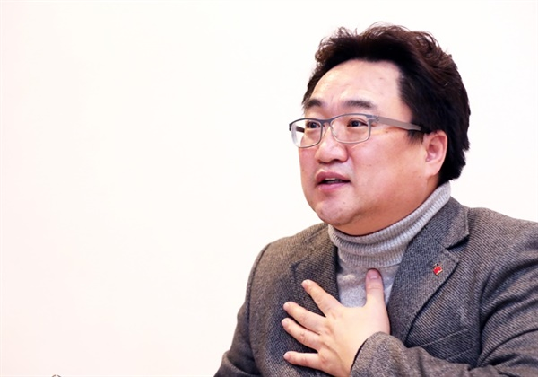 김현성 중소기업유통센터 본부장