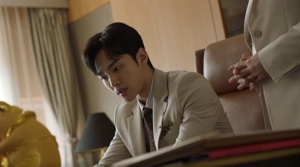KBS <달리와 감자탕>의 한 장면