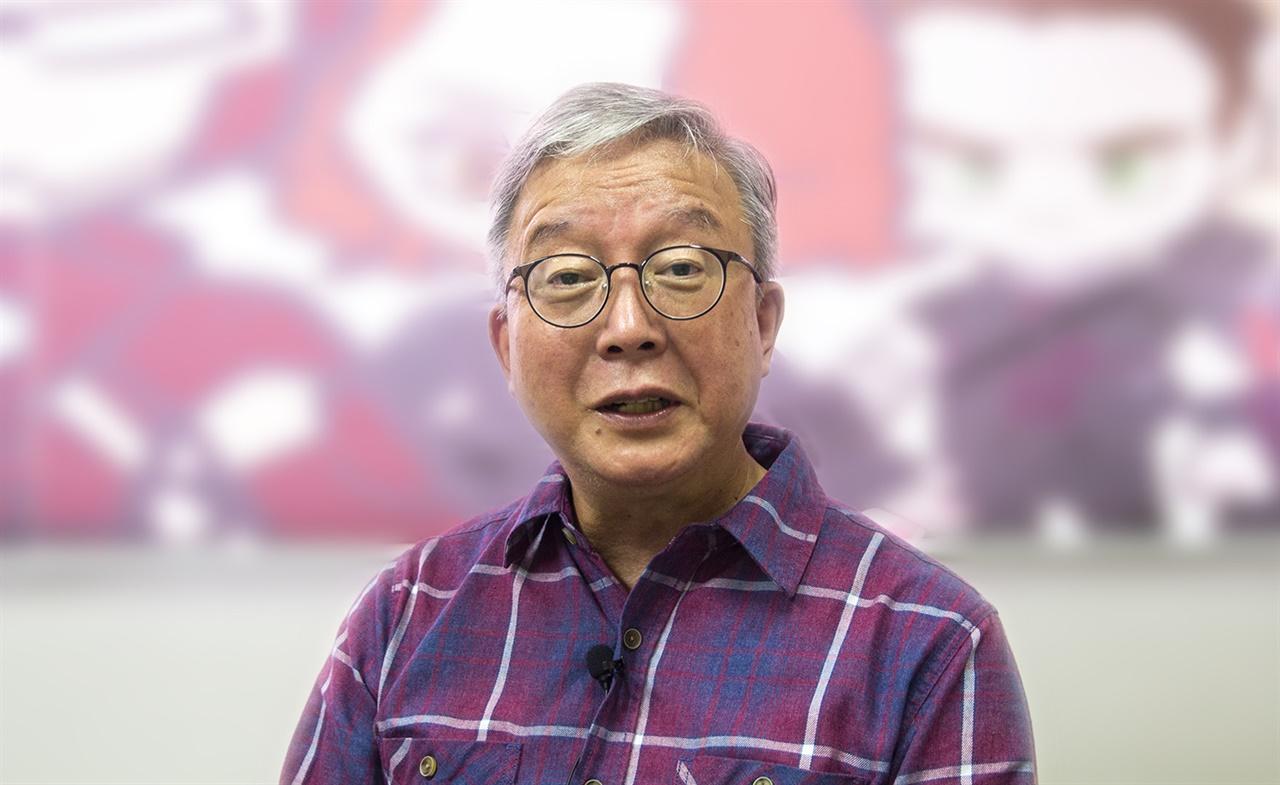 강남훈 한신대 경제학과 교수