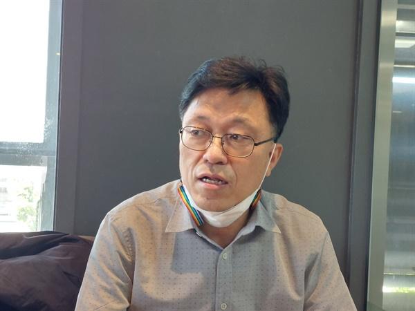 하승수 변호사(공익법률센터 '농본', '세금도둑잡아라' 대표).