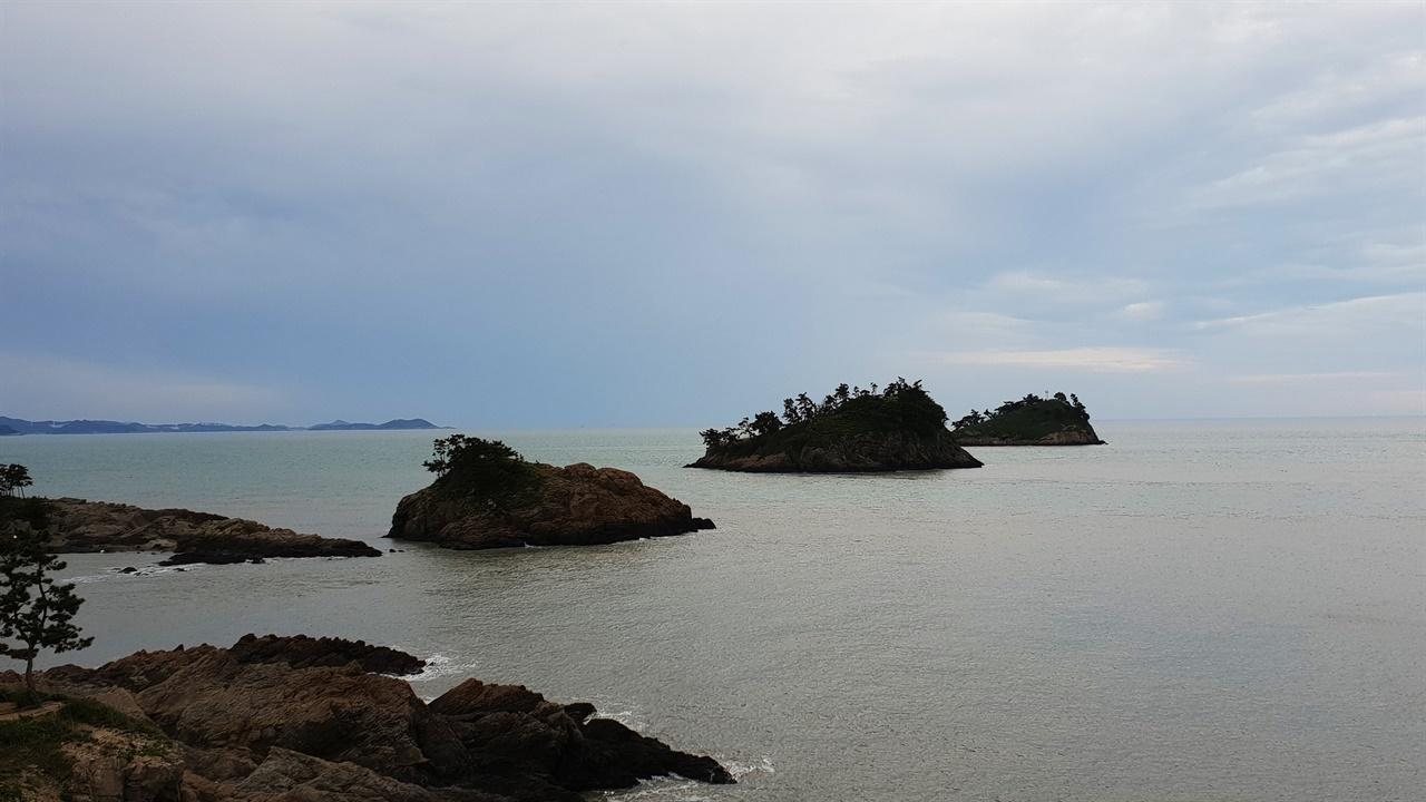 신안해저유물 발굴 인근 해역