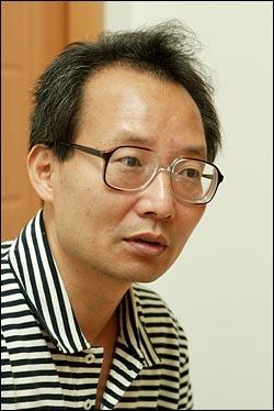 성균관대 해직 교수 김명호씨