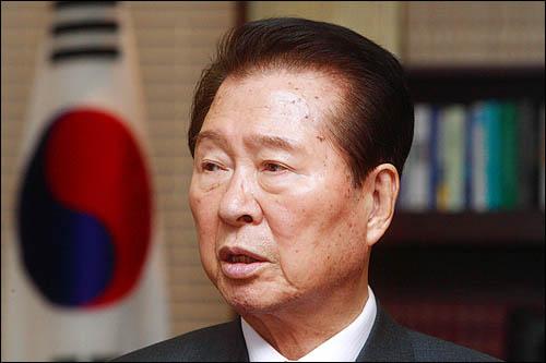 <오마이뉴스 재팬>은 9일 오전 김대중도서관에서 김대중 전대통령과 인터뷰를 가졌다.
